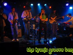 Image for The Kronic Groove Band