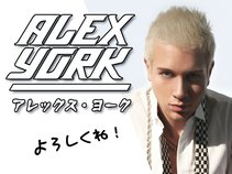 Alex York