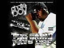 Chalie Boy - The Grind Pays Off (Disc 2 Slowed-N-Chopped) - DJ Scream & DJ Luis