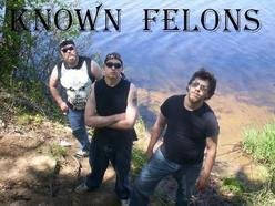 Image for KNOWN FELONS