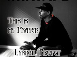 Image for Lyrical Profet