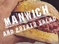 Manwich and Potato Salad