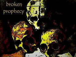 Image for THE BROKEN PROPHECY