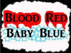 Image for BLOOD RED/BABY BLUE