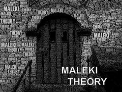 Image for MALEKI THEORY