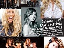 Calendar Girl Music Festival