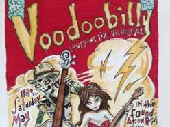 Voodoobilly, Lonesome Liz