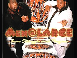 """Image for MEN AT LARGE """"Love Struggle & Progress"""