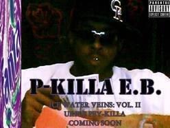 Image for P-killa E.B.