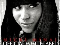 Nicki Minaj - The Official White Label Vol. 1 - Ground Breakers Music Group