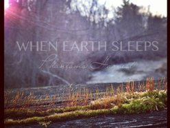 Image for When Earth Sleeps