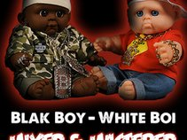 Blak Boy - White Boi