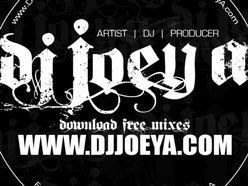 Image for DJ JOEY A