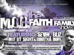 """Live @ Club Dynasty """"The M.O.B by Faith Family Show"""""""