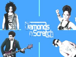 Image for Diamonds N Scratch
