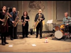 Image for The Tiptons Saxophone Quartet & Drums