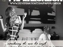 PAPERLONDON /THE PRODUCER*WRITER*REVOLUTIONARY