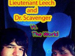 Lieutenant Leech and Dr. Scavenger