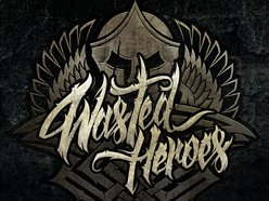 Image for Wasted Heroes