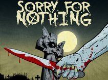 Sorry For Nothing