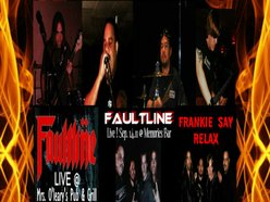 Image for FAULTLINE