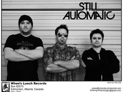 Image for Still Automatic (f. Hat Trick)