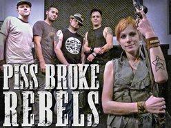 Image for Piss Broke Rebels