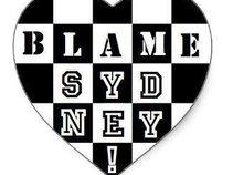 Blame Sydney!