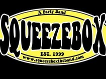 Squeezebox The Band