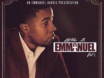 Emmanuel Harris (E-man)