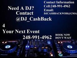 DJ Cash Back
