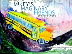 Image for Mikey's Imaginary Friends