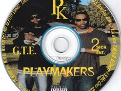 Image for PLAYMAKERS