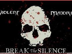 Image for Violent Majority
