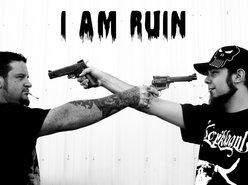 I AM RUIN