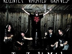 Image for Recently Vacated Graves: True Zombie Metal