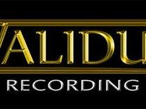 Validus Recording