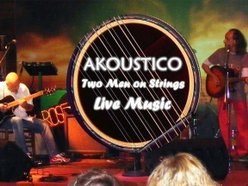 Image for AKOUSTICO - Two Men on Strings
