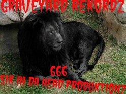 GRAVEYARD REKORDZ 666 SiK IN DA HEAD PRODUKTIONZ