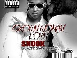 Image for Snook da Rokk Starr