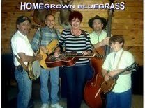 Homegrown Bluegrass