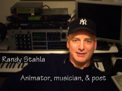 Image for RANDY STAHLA (Animator, Musician, Poet)