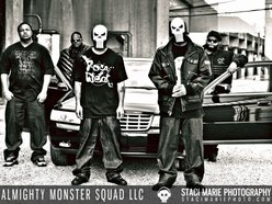 Image for The Almighty Monster Squad