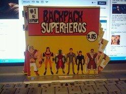 Image for BackPack SuperHeroes