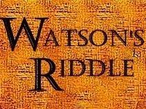 Watson's Riddle
