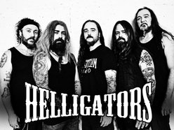 Image for HELLIGATORS