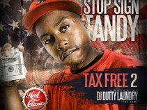 Stop Sign Tandy aka Mr. Guerrilla Grind