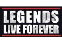 Legends Live Forever