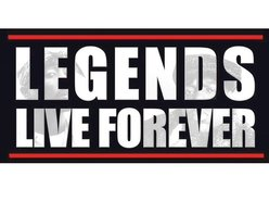 Image for Legends Live Forever