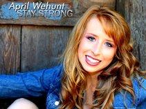 April Wehunt Music